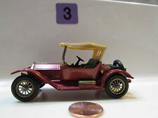 MATCHBOX  MODELS OF YESTERYEAR Y- 8 STUTZ 1914 - LOOSE