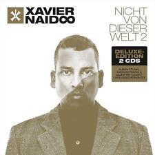 Nicht von dieser Welt 2-Deluxe von Xavier Naidoo (2016) 2CD Neuware