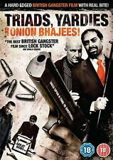 Triads, Yardies and Onion Bhajees [DVD] [2010]  Brand new and sealed
