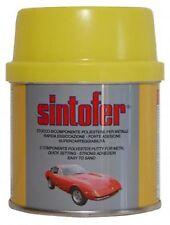 Sintofer stucco 150 ml per carrozzeria ferro metallo poliestere grigio