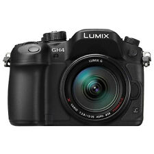 Panasonic Lumix DMC-GH4 Camera Body with Lumix G X Vario 12-35mm f/2.8 Lens
