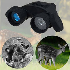 Night Vision Goggles Binocular IR Surveillance Camera Time Lapse GPS Stamp DVR