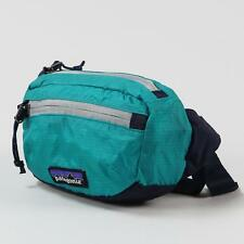 Patagonia Unisex Lightweight Travel Luggage Mini Hip Packable Bag Epic Blue