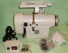 SEWING MACHINE ELECTRIC SERVO MOTOR - ADJUSTABLE SPEED 110 VOLT 550 WATT 3/4 HP