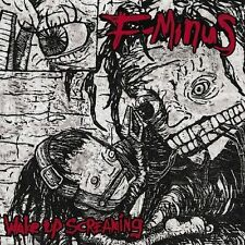F-MINUS: Wake Up Screaming  Audio CD