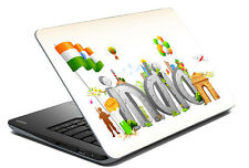 meSleep India Laptop Decal - Laptop Skin- Size-14.1 to 15.6 inches