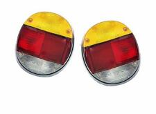 VW BEETLE 1973-1979 REAR TAILLIGHT ASSEMBLY PAIR LEFT AND RIGHT