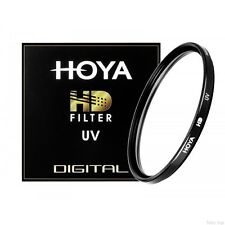 Hoya 37mm HD UV Multi-Coated High Definition Glass Filter, London