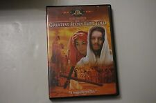 The Greatest Story Ever Told ~ Max Von Sydow Pat Boone ~ DVD ~ FREE Shipping USA