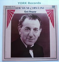 LEW STONE & HIS BAND - Get Happy - Excellent Condition LP Record Decca RFL 7