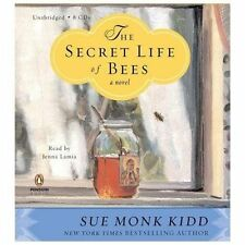 The Secret Life of Bees by Sue Monk Kidd (2014, CD, Unabridged)