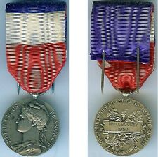 Médaille en variante - Travail ministère sécurité sociale 1959 Mme O.GOUGEY