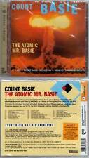 "COUNT BASIE ""The Atomic Mr Basie"" (CD) 2012 NEUF"