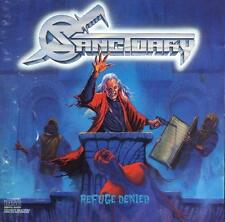 Sanctuary  ‎– Refuge Denied - Label: Epic - EK 40920 -  CD (1988) USA
