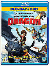 How To Train Your Dragon (Blu-ray, 2010)