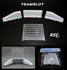 TEAM SLOT 1:32 COMPLETE PAINTED JERSEY WALL 63010 TRACK SCENE CAR DIORAMA