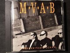 """CD - MAZHAR - FUAT -ÖZKAN - M.V.A.B.  """"TOPZUSTAND!"""""""