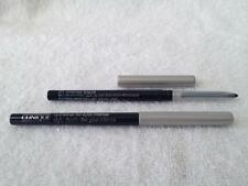 2x Clinique Quickliner for Eyes eye liner Intense Black Eyeliner travel size set