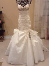 Ines di Santo, Stunning & Romantic ENYA gown, Size 12