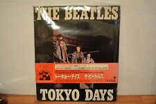 The Beatles Tokyo days Japan