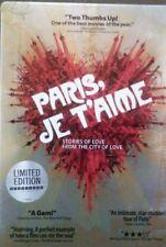 Paris, Je T'aime  2 DVD SET Limited Edition Steelbook