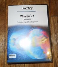 Learnkey: Windows 7 Configuration Certification Course (70-680) 5 Sessions