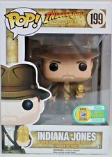 SDCC Comic Con 2016 Funko POP Indiana Jones Idol Exclusive Limited Edition RARE