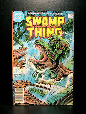 COMICS: DC: Saga of the Swamp Thing #32 (1980s) - RARE (batman/alan moore/flash)