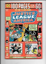 Justice League of America #111 June 1974 vs. Injustice Gang intro