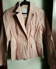 U2 WOMENS BLAZER-OLD ROSE, Medium