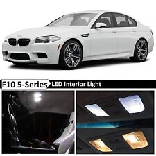 20x White LED Light Interior Package for 2011-2015 BMW 5 Series M5 535i 550i F10