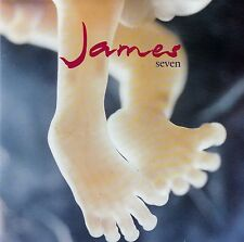 JAMES : SEVEN / CD (FONTANA 510 932-2) - TOP-ZUSTAND