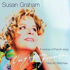 [NEW] CD: SUSAN GRAHAM: UN FRISSON FRANCAIS