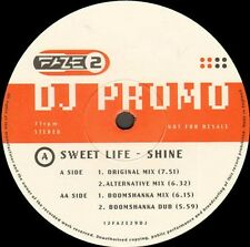 SWEET LIFE - Shine (Boomshanka Mix) - Faze 2