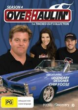 Overhaulin' - Tricked Out Collection : Season 4 (DVD, 2009, 3-Disc Set)