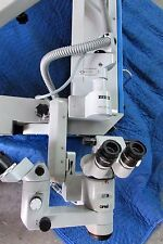 Zeiss Retroskop Opmi CS wiht Stativ S4 ceiling mount surgical microscope