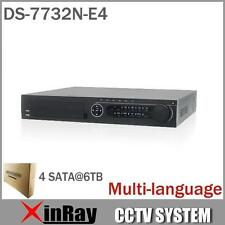 Hikvision Multi-language Version DS-7732N-E4 32CH NVR for IP Camera
