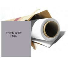 COLORAMA Storm Grey Fotografia background PAPER ROLL OFF taglio 0,9 m di larghezza x 11m