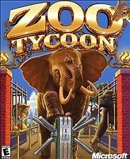 Pc-Cd Rom - Zoo Tycoon - [CD] by