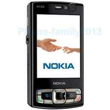 Nokia N95 - 8GB - Black (Unlocked) Smartphone GPS WIFI Classical phone