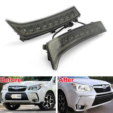 Brand New LED Daytime Running Light 9 Lamp For Forester DRL Fog Lamp 2013-2015
