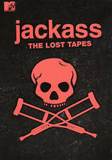 Jackass: The Lost Tapes DVD BRAND NEW BIN FREE SHIPPING