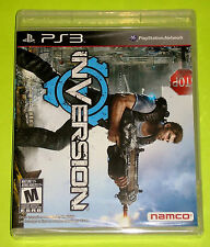 PlayStation 3 PS3 Video Game - Inversion (New)