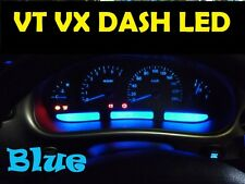 Blue LED Dash Cluster Light Kit Bulbs VT VX Commodore Berlina Calais VU