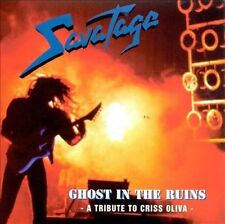 Ghost in the Ruins: A Tribute to Chris Oliva [Digipak] by Savatage (CD,...