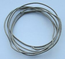 Gavitt Guitar Wire 22AWG w/ Vintage style Braided Shield - 5 Feet