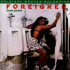 FOREIGNER SACD Head Games [Digipak] (CD, 2013, Mobile Fidelity Sound Lab)