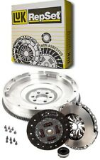 AUDI A4 CONVERTIBLE B6 B7 2.0TDI 2.0 TDI FLYWHEEL AND LUK CLUTCH KIT WITH BOLTS