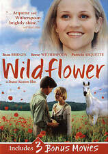Wildflower: Includes Three Bonus Movies New DVD