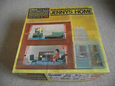 Jenny's Home Two Big One Little Room With Furniture And Doll Boxed Tri ang Minic